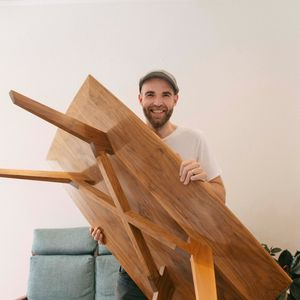 Ruben Made, Bespoke Woodworker & Furniture Maker from  East Brunswick, VIC