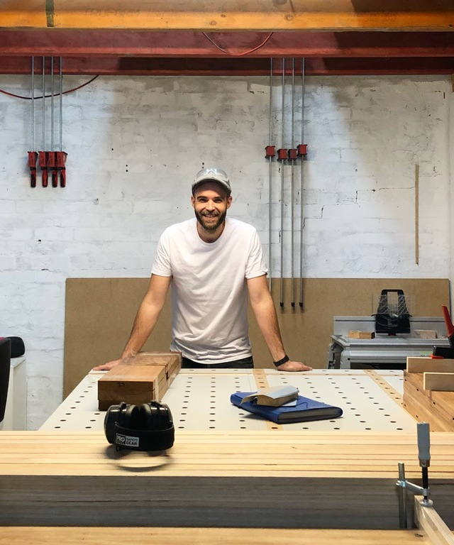 Ruben Made, Custom Woodworker & Furniture Maker in  East Brunswick from  East Brunswick, VIC