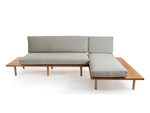 Supesu Lounge by Alex Gaetani - Sofa, Small Living, Minimal