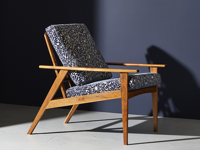 Easy Chair  by Ross Thompson - Mid Century Modern, Chair, Armchair, Lounge Chair, Sofa, Timber, Lounge, Modern, Contemporary, Upholstery