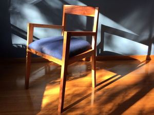 Dining chair  by Ross Thompson - Chair, Dining Chair, Office Chair, Armchair