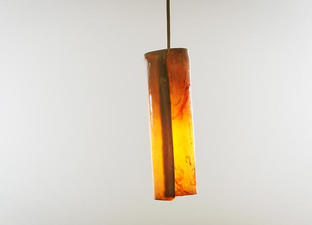 Porcelain Pendent by Sarah Tracton - Lighting, Melbourne Made, Fine Art, Interior Styling, Porcelain, Ceramics