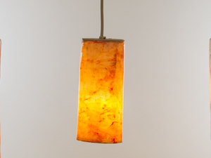 Porcelain Pendant  by Sarah Tracton - Handmade Lighting, Porcelain, Melbourne Made, Australian Design