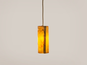 Porcelain Pendent by Sarah Tracton - Handmade, Bespoke Lighting, Porcelain Lighting, Ceramic Lighting, Interior Styling, Colour, Design, Melbourne Made