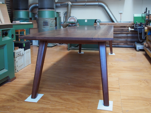 Dining Table  by Reuben Daniel - Dining, Table, Mid Century, Dining Table