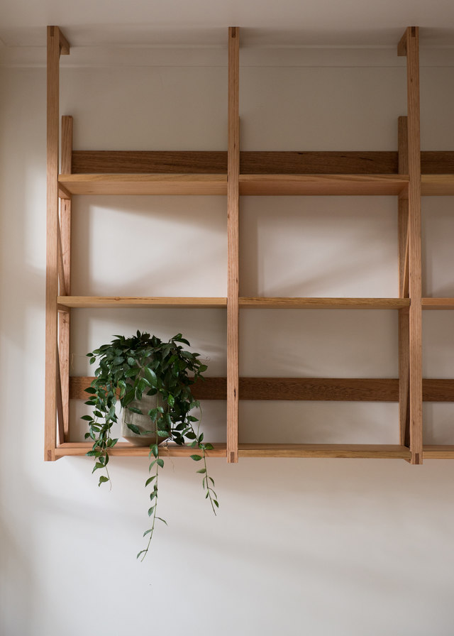 Architectural Shelving by Remy Tramoy - Shelving, Shelves, Structural, Vicash, Joinery, Fitted