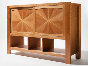 Retro Entertainment Unit by Damion Fauser - Entertainment Unit, Sideboard, Hi-Fi Unit, Credenza