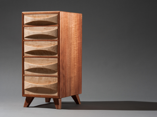 Boddy by Damion Fauser - Drawers, Jewellery Chest
