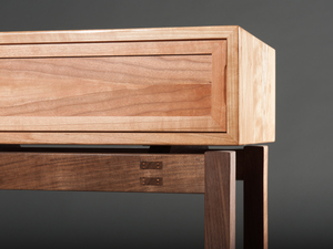 Console by Damion Fauser - Console, Cherry, Walnut