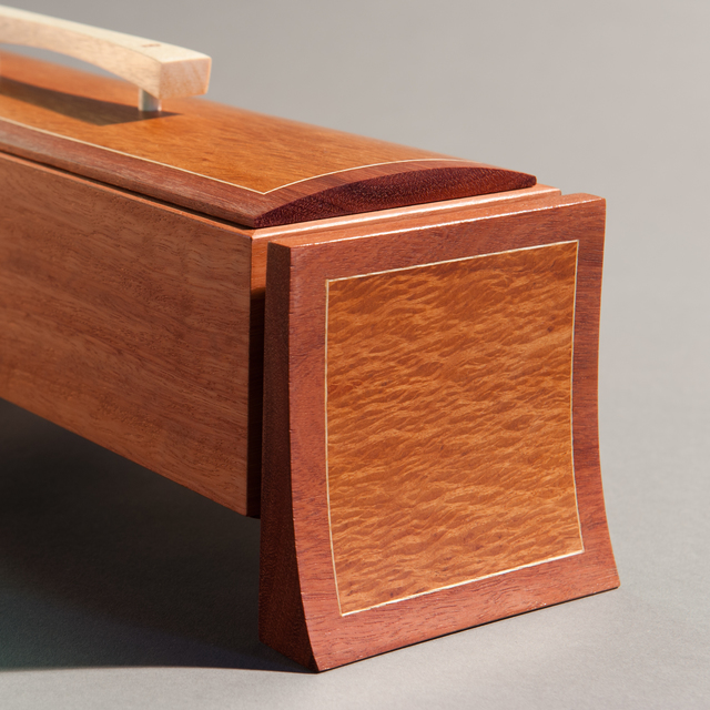 Chatoyance by Damion Fauser - Box, Jewellery Box