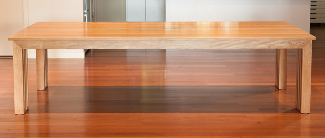 Dining Table by Damion Fauser - Dining Table, American Oak, Fine Furniture