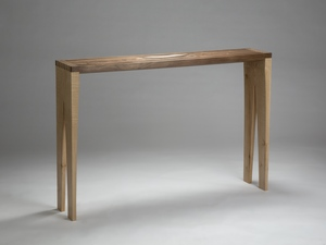 Nest Hallway Table by Damion Fauser - Hallway Table, Walnut