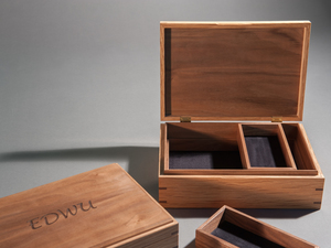 Keepsakes Boxes by Damion Fauser - Box, Boxes