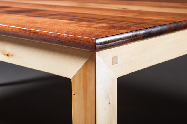 Brisbane Table by Damion Fauser - Dining Table, Blackwood, Huon Pine