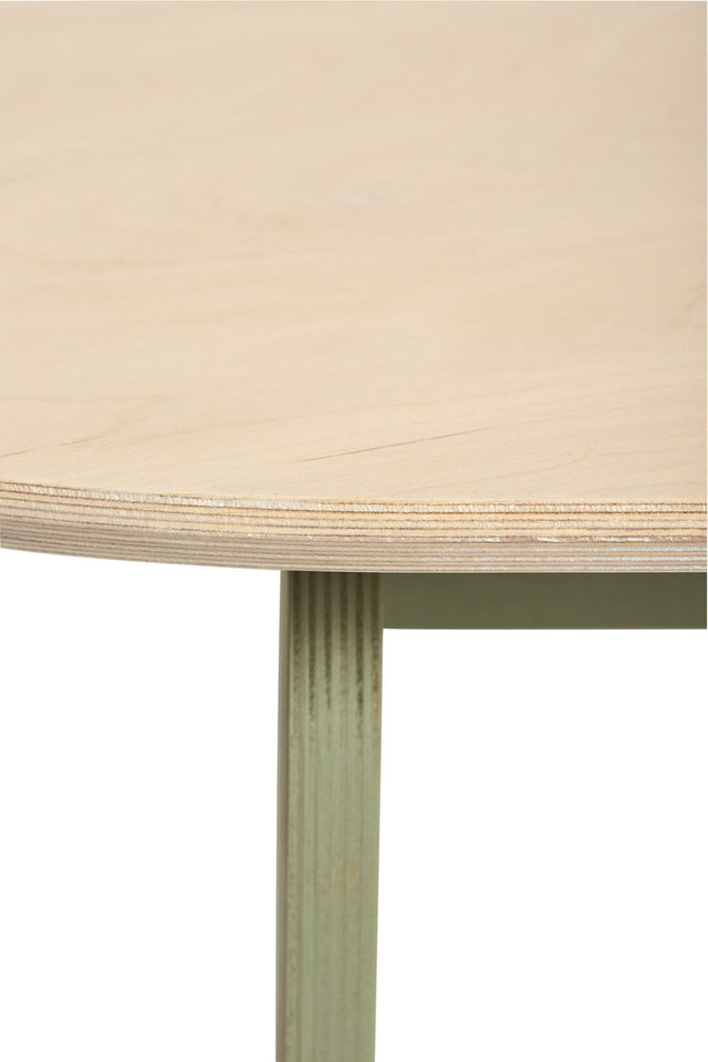 Bobbi Coffee Table by So Watt - Hand-Made, BB Birch Ply, Australian Designer