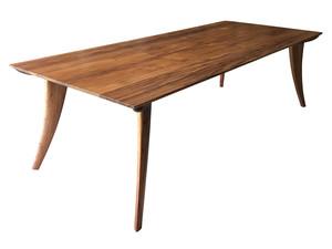 Vine Dining Table | Tasmanian Blackwood Dining Table by Will Marx - Solid Timber, Australian Timber, Custom Made, Contemporary, Tasmanian Blackwood, Dining Table, 8 Seater, Boardroom Table, Office Table, Minimalist