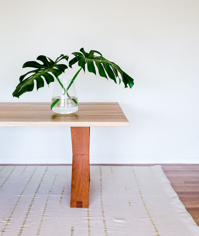 Laguna Table by Hold Fast Designs - Dining Table, Recycled Timber, Table