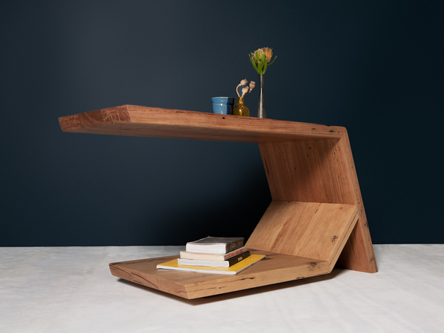 the edge  by Luke  Neil - Table, Coffee Table, Timber, Reclaimed, Recycled, Hardwood