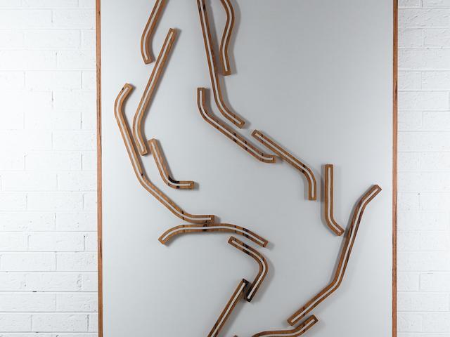 the new ink series by Luke  Neil - Lighting, Wall Light, Lights, Timber, Art, Wall Art