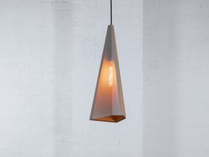 Arrow by Luke  Neil - Timber, Metal, Lighting, Pendant Light, Reclaimed