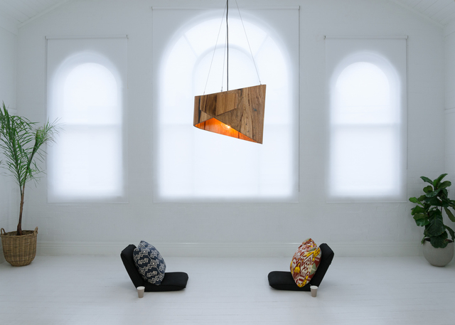 Evolution by Luke  Neil - Timber, Reclaimed, Lighting, Pendant, Lights