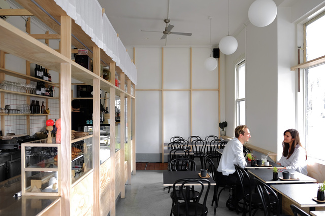 Ima Cafe by Tomoya & Co. - Cafe Joinery