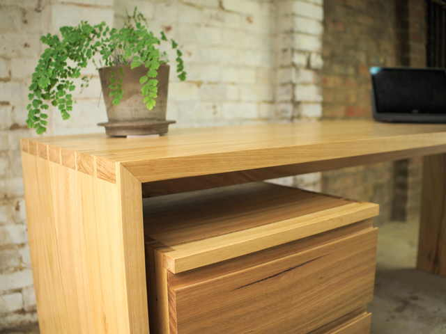 Melissa Desk and Drawers by Lloyd Brooke - Desk, Drawers, Office, Study, Homework, Storage Office, Handmade, Bespoke