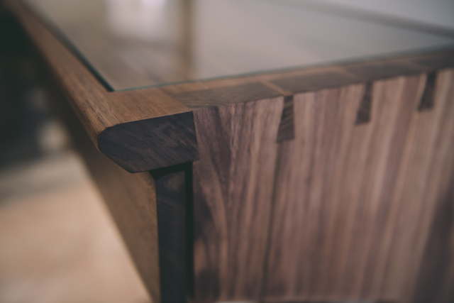 Occasional Table - OT1 by Aedan Sykes - Dovetails, Minimalist, Aesthetic, Table, Occasional, Drawer