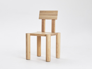 Thicker Chair by Dustin Fritsche - Dining Chair, Occasional Chair, Timber Chair