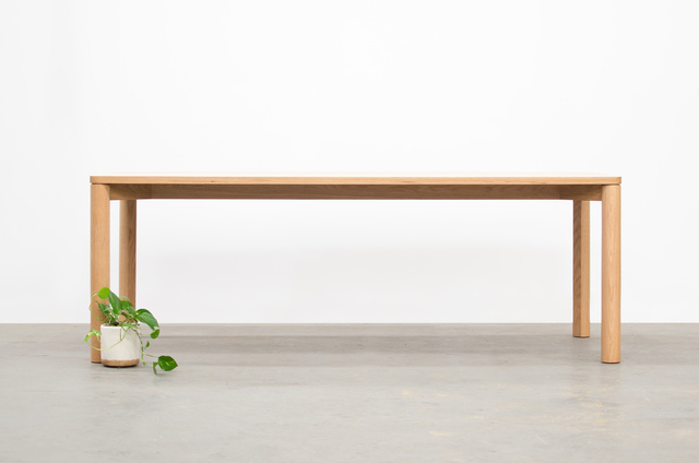 Brighton Dining Table by Matt Pearson - Oak, Dining Table, American Oak, Table
