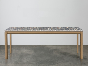SLABS by Design | Arch Concrete Dining Table by SLABS by Design - Concrete, Dining Table, Bespoke Dining Table, Concrete Dining Table, Arch Dining Table, Terrazzo Dining Table