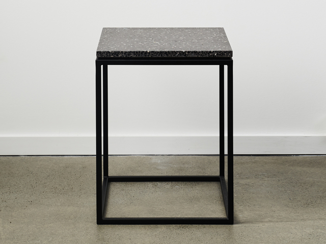 SLABS by Design | Siena Terrazzo Side Table by SLABS by Design - Side Table, Terrazzo Side Table, Bedside Table, Terrazzo, Terrazzo Bedside Table