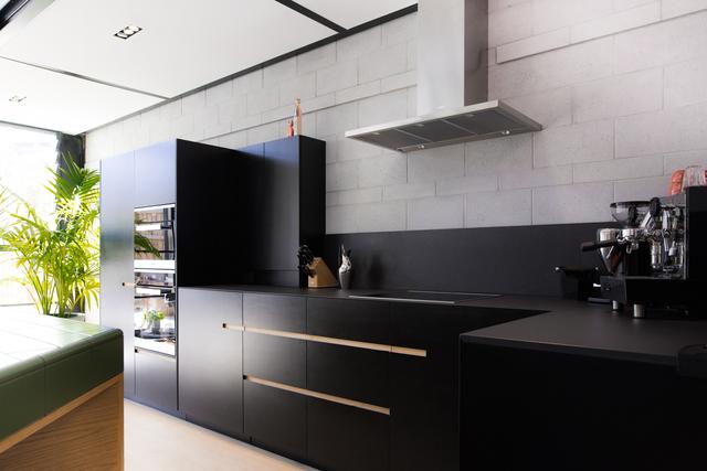 Custom Kitchens by Raw Edge Furniture - Kitchen, Wandoo, Solid Timber Kitchen, Plywood Kitchen, Storage, Plywood Shelving, Wooden Kitchen, Custom Built Kitchen