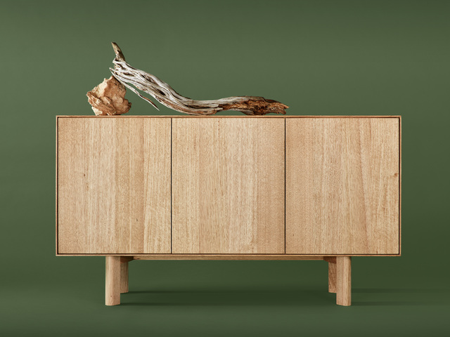 Lucinda Sideboard by Jake Williamson - Sideboard, Solid Timber, Buffet