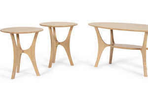 Big Brother, Little Sisters by Eco wood design - Coffee Table, Occasional Table, Side Table, Matching Tables