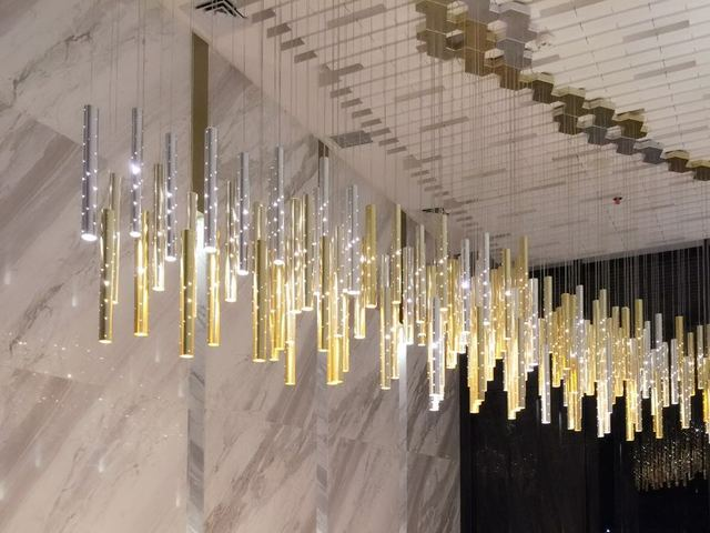 Heavy Rain Light Drops by ilanel design studio - Chandelier, Light, Lighting, Designer Lighting, Bespoke Lighting