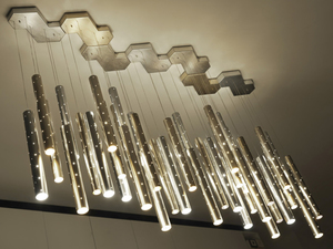 Heavy Rain by ILANEL - Chandelier, Light, Lighting, Designer Lighting, Bespoke Lighting