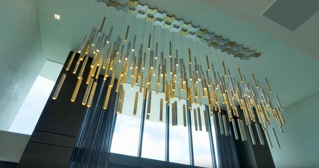 Heavy Rain by ILANEL - Chandelier, Light, Lighting, Designer Lighting, Bespoke Lighting