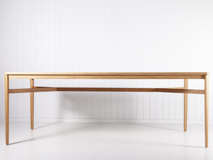 Itto Dining Table  by Anthony Kleine - Dining Table, American Oak, Oak, Table, Dining