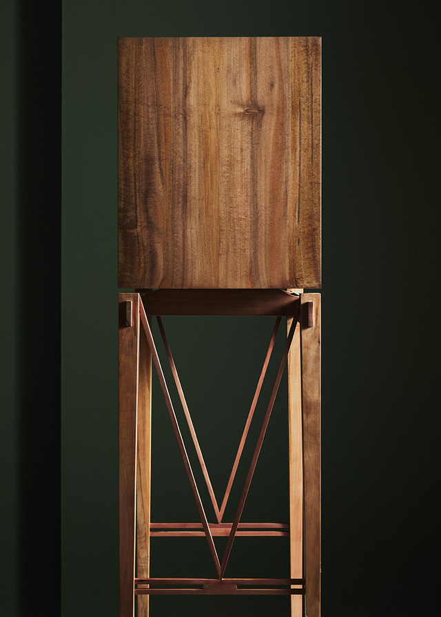 Liquor Cabinet  by Ross Thompson - Liquor Cabinet, Art Deco, Drinks Cabinet, Bar, Cocktail Cabinet, Wine Cabinet