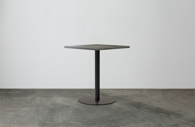 SLABS by Design | Concrete Disc Cafe Table by SLABS by Design - Concrete, Cafe Table, Concrete Cafe Table, Commercial Furniture