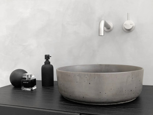 SLABS by Design | Hula Concrete Basin by SLABS by Design - Concrete Basin, Basins, Sink, Vanity Unit, Bathroom Sink, Basin