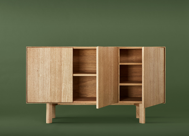 The Sideboard by Peninsula - Sideboard, Solid Timber, Buffet
