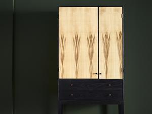 Gentleman's Wardrobe  by Ross Thompson - Storage, Wardrobe, Cabinet, Clothes, Liquor Cabinet, Display Cabinet