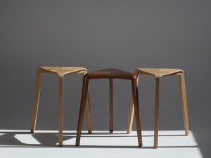 Three Leaves by MWP  Furniture Design - Side Table