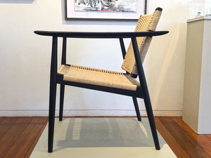 Tempo Chair by Lou Harriss - Louharriss, Danish Cord, Sitting Chair