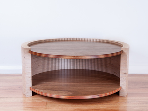 ZT Series Coffee Table by Ceri Frahm - Ply, Plywood, Coffee Table, Ply Coffee Table, Plywood Coffee Table, Plywood Furniture, Ply Furniture
