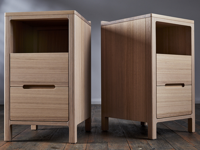 Bedside Tables by Rolf Barfoed - Bedside Tables, Buffet, Cabinet, Chest Of Drawers, Side Table