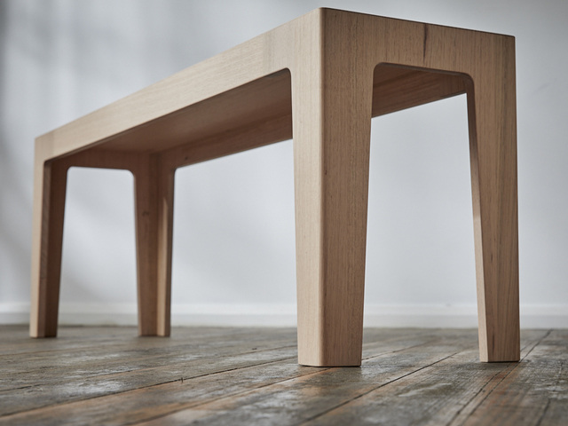 Exo bench seat by Rolf Barfoed - Bench Seat, Other Seating, Bench, Table, Dining Table