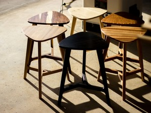 Wodalla TLS450 by Lee Sinclair Design Co - Timber, Australian Timber, Stool, Sidetable, Table, Contemporary